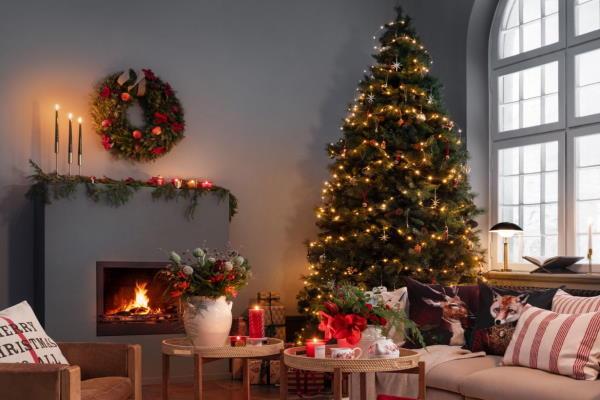Odlične božićne dekoracije – H&M Home