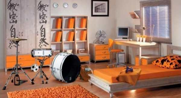 Uređenje doma i interijera  Najbolje boje za dječje sobe