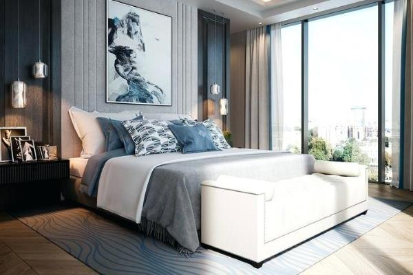 Kako pretvoriti običnu spavaću sobu u luksuznu