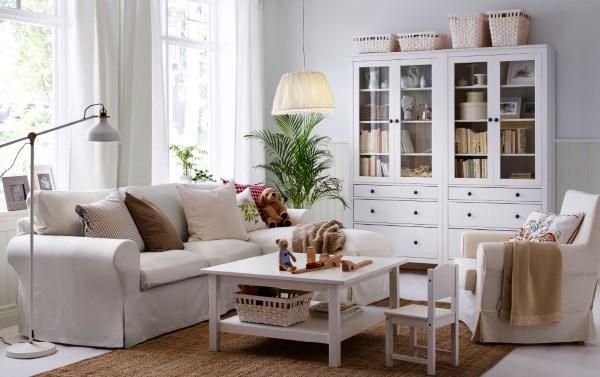 Libreria Soggiorno Prezzi : Odličnih ikea ideja za uređenje stana doma i