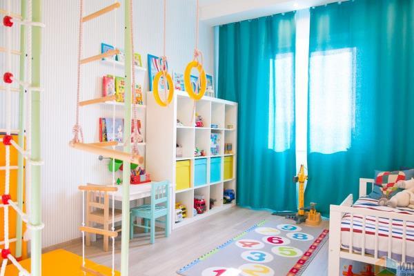 Najbolje boje za dječje sobe