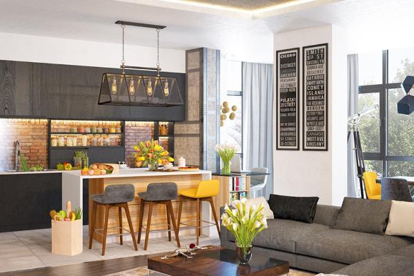 Osnove usklađivanja boja kod uređenja doma