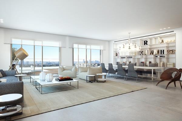 Kako izgleda luksuzni stan u Americi