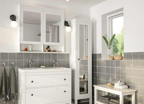 20 odličnih Ikea ideja za uređenje kupaonice