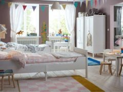 15 odličnih Ikea ideja za uređenjesobe za djevojčice