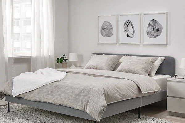 20 odličnih Ikea ideja za uređenjespavaće sobe