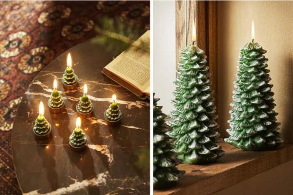 Božićne dekoracije Zara Home