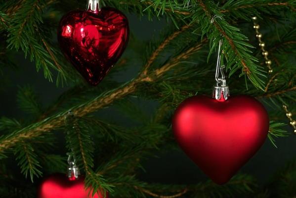 Prekrasni IKEA ukrasi za božićno drvce