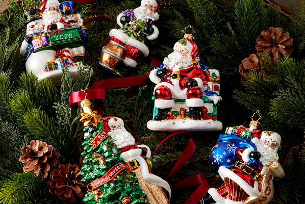 Luksuzne božićne dekoracije