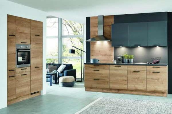 Moderne kuhinje boje drveta