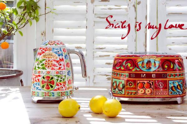 Kućanski aparati s Dolce&Gabbana dizajnom