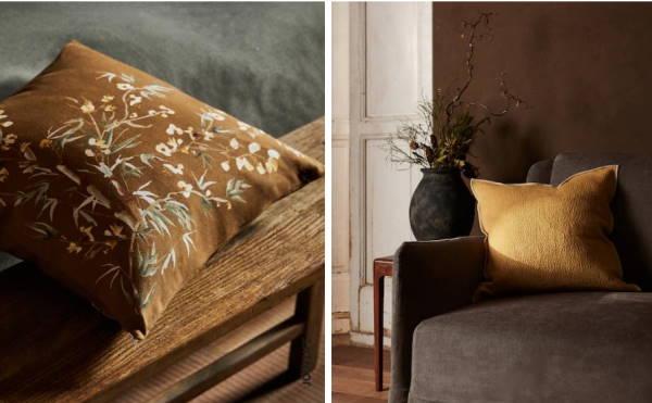 Zara Home dekoracije za dnevni boravak