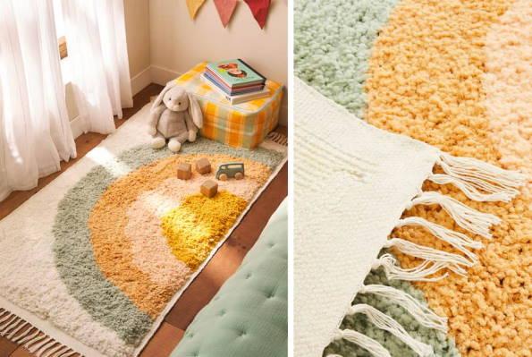Zara Home tepisi za sobu za djecu