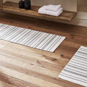 Zara Home tepisi za kupaonu - odličan način redekoriranja